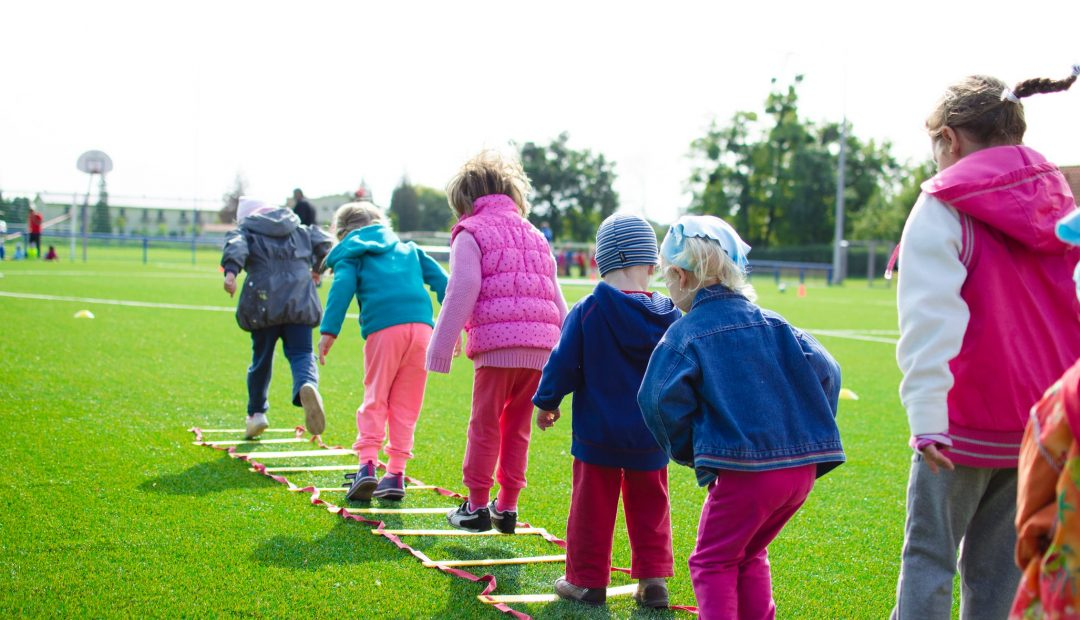 Preschoolers' Physical Activity Is Linked to Cognitive Development