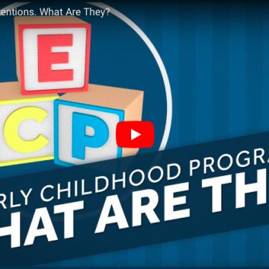early childhood programs