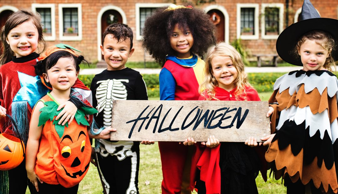 Don't Get Spooked: Halloween Costumes Offer Chance for New Learning