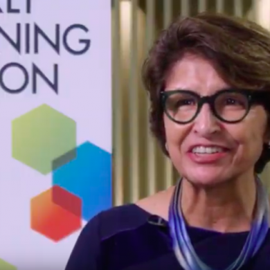 How does Girl Scouts of America start shaping young girls into strong, successful adults? As CEO Sylvia Acevedo describes, it begins with early education.