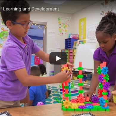 Edutopia, Turnaround for Children, and early childhood learning