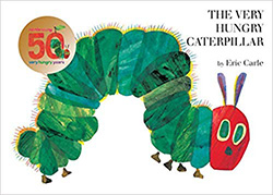 """The Very Hungry Caterpillar,"" by Eric Carle"