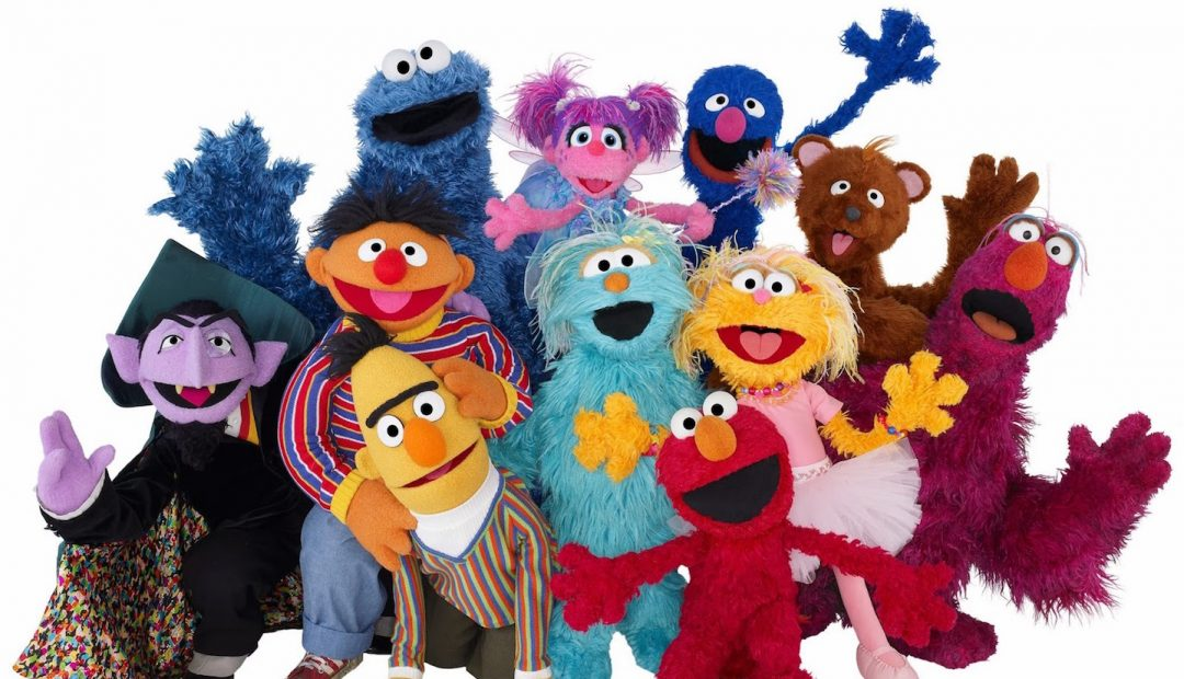 An Offer Of Help From Sesame Street for Traumatized Children