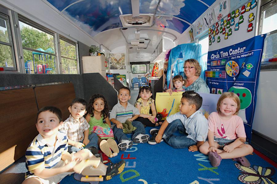 Mobile Preschools Roll Into Metro Denver