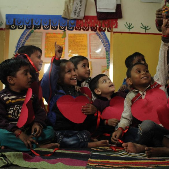 At 50 years, India's Mobile Creches shows that challenges around enabling early learning in various locations can be significant -- and can be overcome.