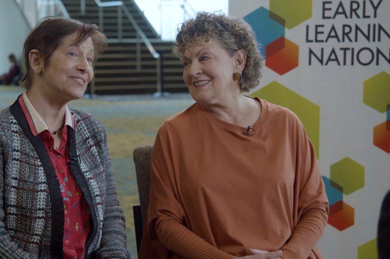Roberta Michnick Golinkoff & Kathy Hirsh-Pasek